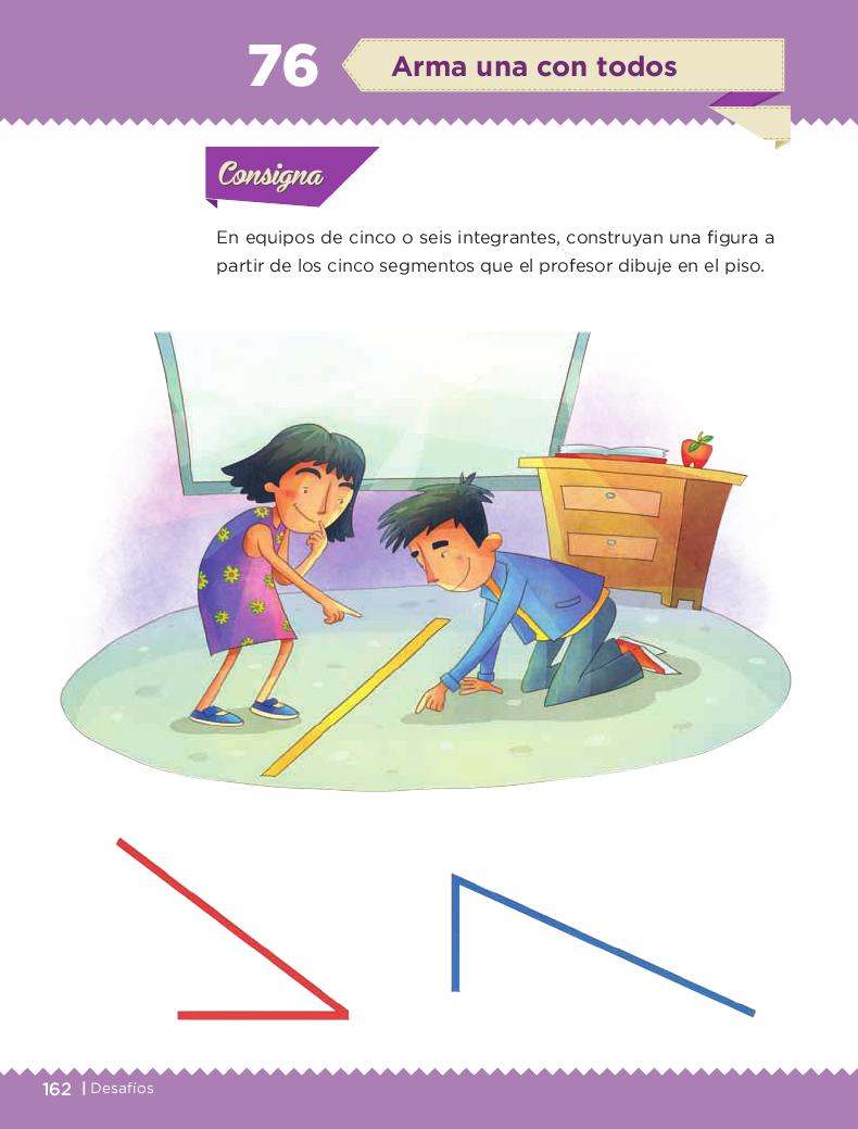Arma una con todos - Desafios matemáticos 3ro Bloque 5/2014-2015