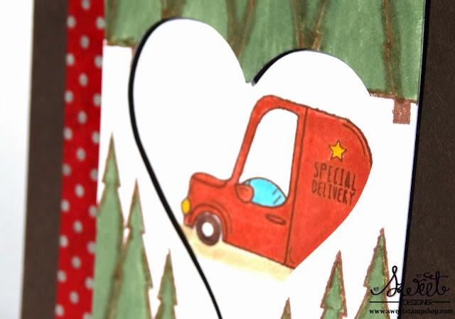 Sweet Stamp Shop - Speedy Greetings