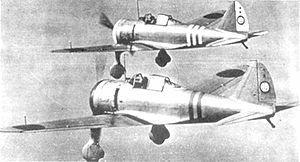 Battles of Khalkhin Gol - Nakajima Ki-27 Nate