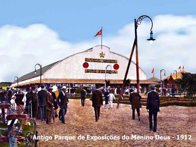 Antigo Parque de Exposições do Menino Deus
