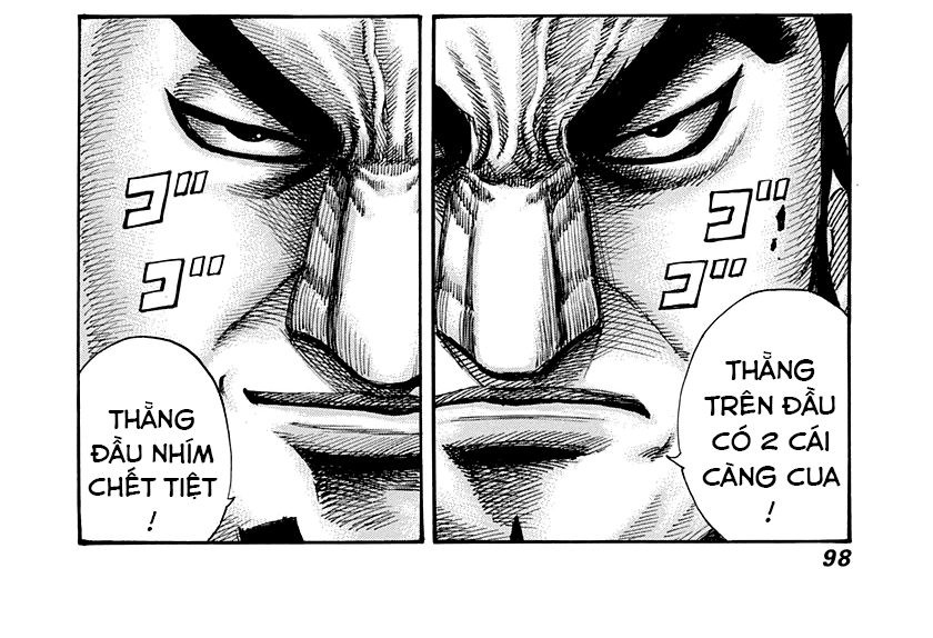 Kingdom – Vương Giả Thiên Hạ (Tổng Hợp) chap 310 page 18 - IZTruyenTranh.com