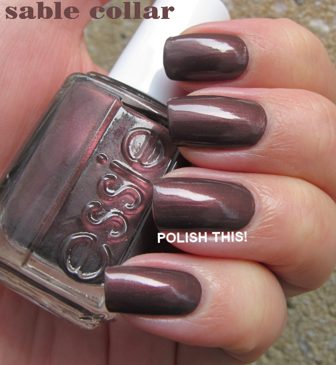 Essie Winter 2013 Collection: Swatches and Review - Polish This!
