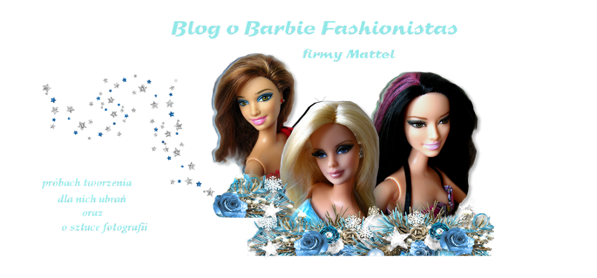 Blog o Barbie Fashionistas