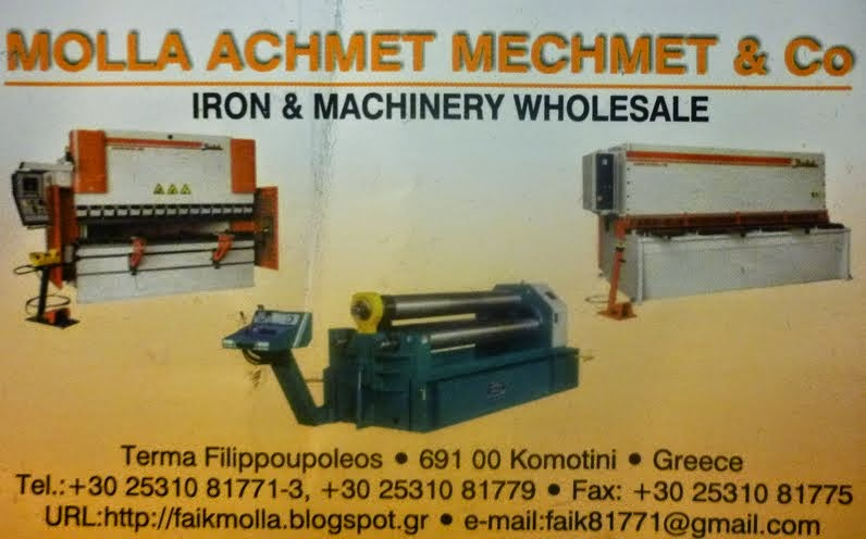 MOLLA ACHMET MECHMET & Co