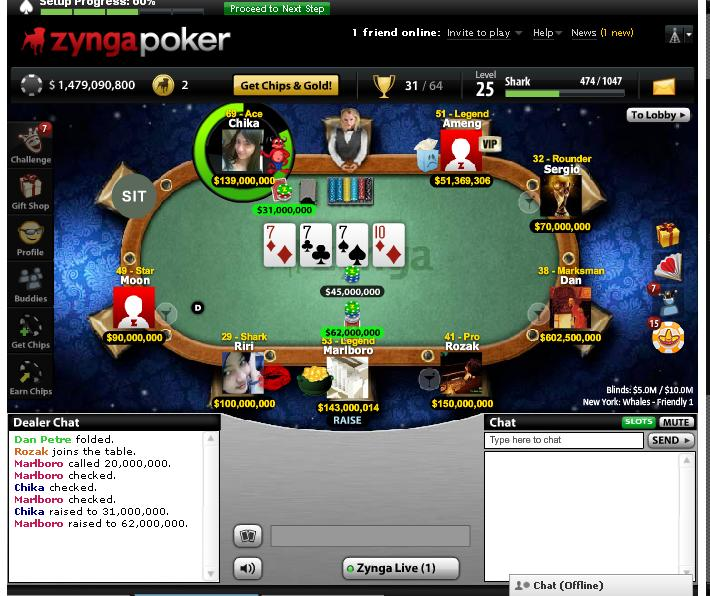 Tricks for zynga poker in facebook poker tuesday night