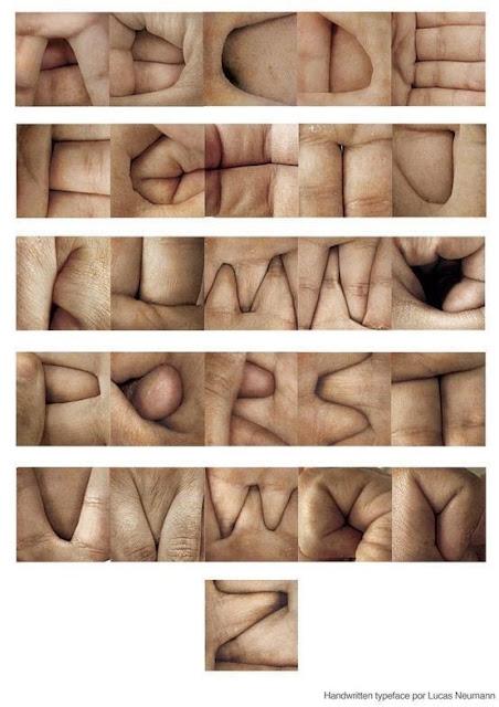 Lucas Neumann type made with hands