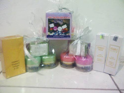 A-DHA Beauty Care Pink