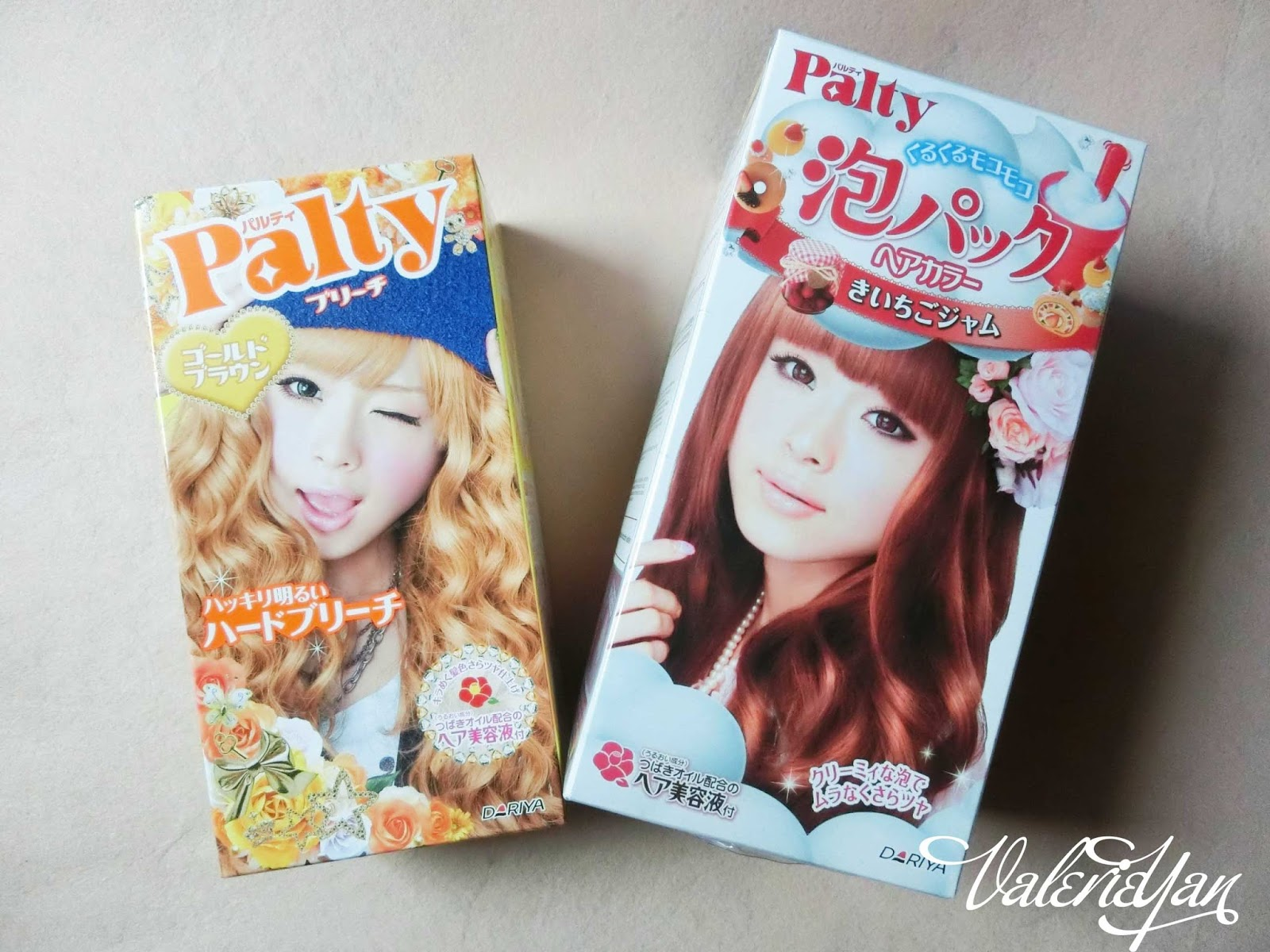 Everything About Life Japan Palty Hair Bleach Set And Color Set Review