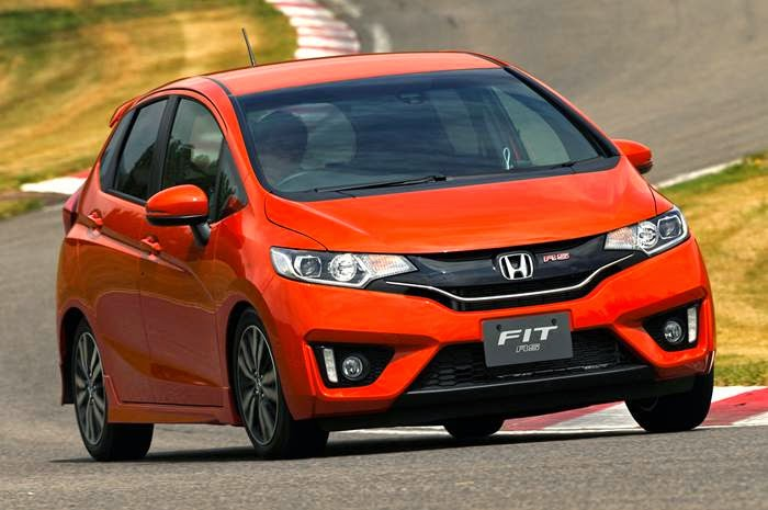 New Honda jazz 2014 Review, Specs and Price