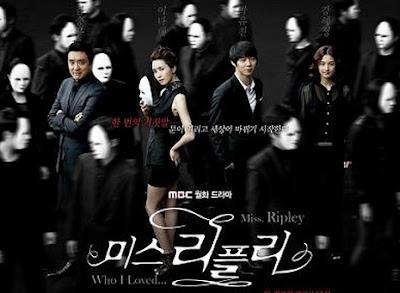 Sinopsis Miss Ripley Drama Korea, Foto Pemain Miss Ripley