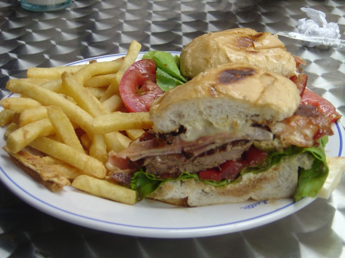 Vida e Turismo: Chivito