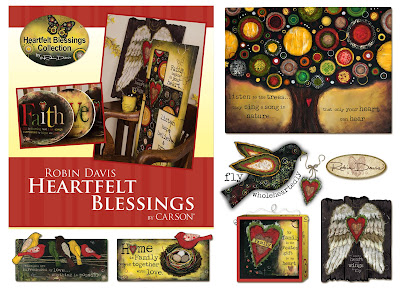 Heartfelt Blessings collection with Carson | Robin Davis Studio