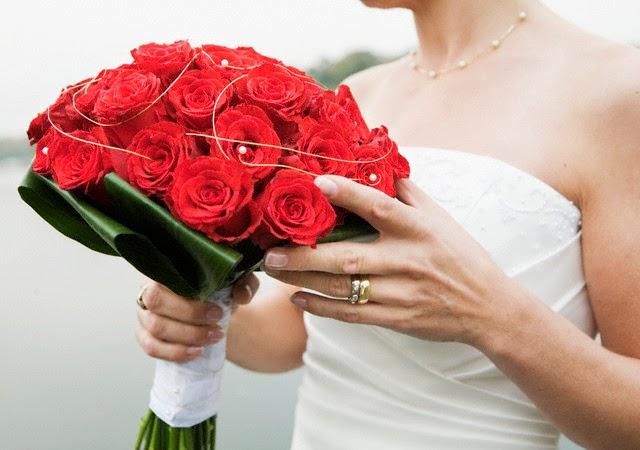 Ramos de Novia y Bouquets de Rosas, parte 6