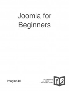 Joomla for Beginners
