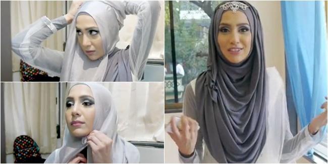 Tutorial Make Up Modern Untuk Hijab Pesta Terbaru 2015 Make Up Untuk ...