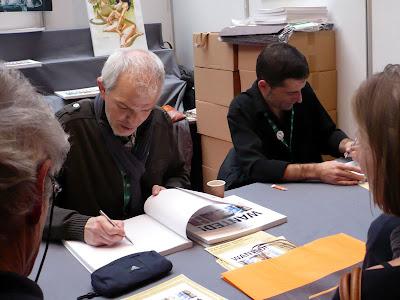 Avec Jean-Marc Borot