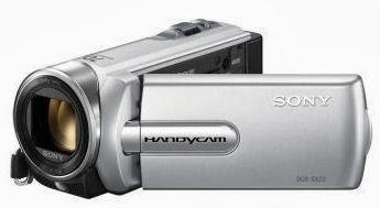 Harga dan Spesifikasi Kamera  Video Sony DCR-SX22E - 0.8 MP