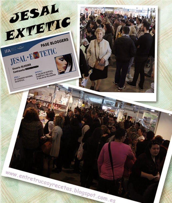 Primer evento blogger en la Feria Jesal Extetic IFA 2015