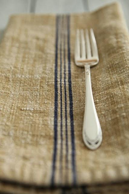 linen & vintage