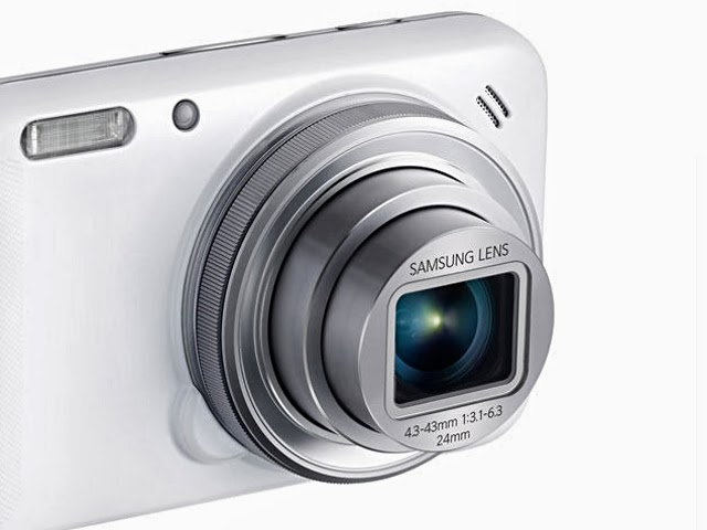 A Stunning 16 MP camera with OIS