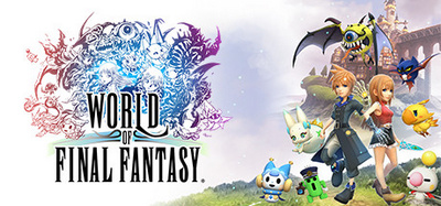 WORLD OF FINAL FANTASY MAXIMA-CODEX