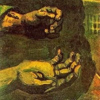 'Dues mans (Vincent Van Gogh)'