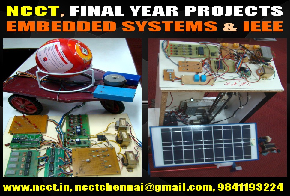 Be final year projects for electronics and ...