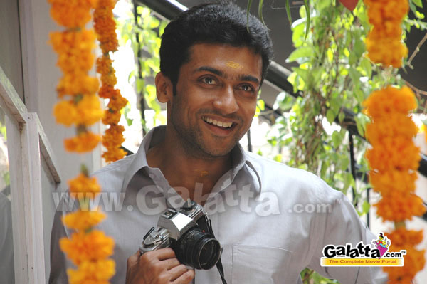 Actor Surya's 'Varanam Aayiram' Movie Stills 18