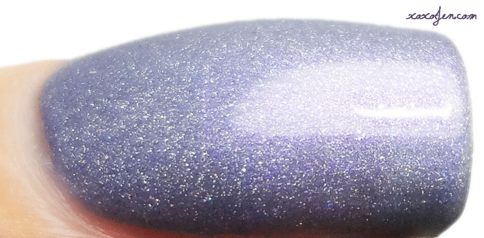 xoxoJen's swatch of The Polish Bar - End of the Rainbow