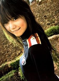 3) Aoi Miyazaki