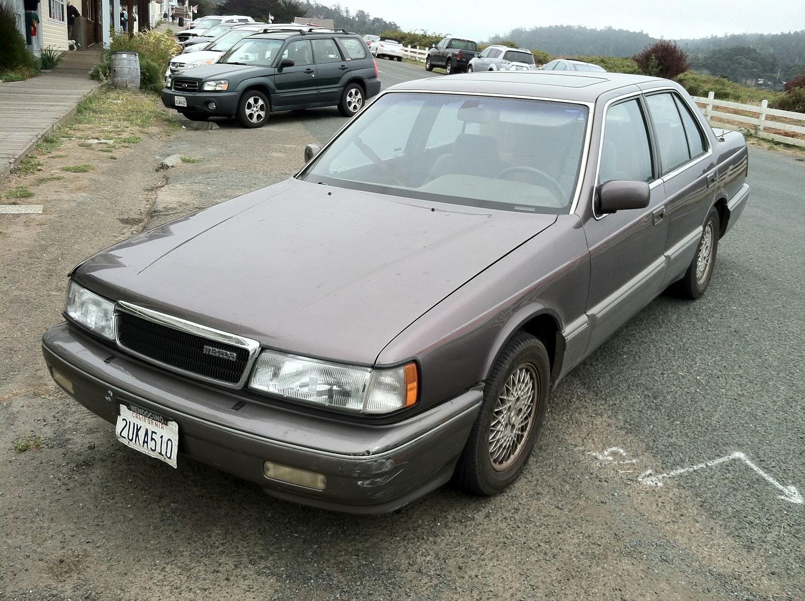 mazda 929 1991