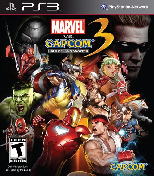Telecharger Marvel Vs Capcom 3 PS3