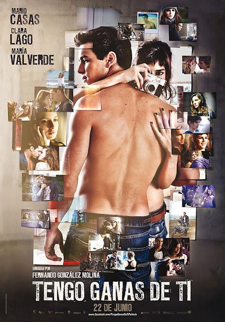 Tengo ganas de ti DVDScrener Castellano Descargar 2012