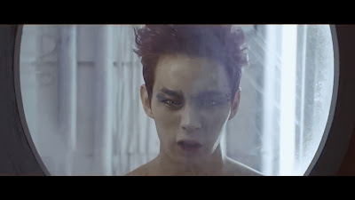 vixx hongbin on and on