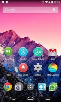 Kcin Launcher Apk (support Kitkat) Full Download