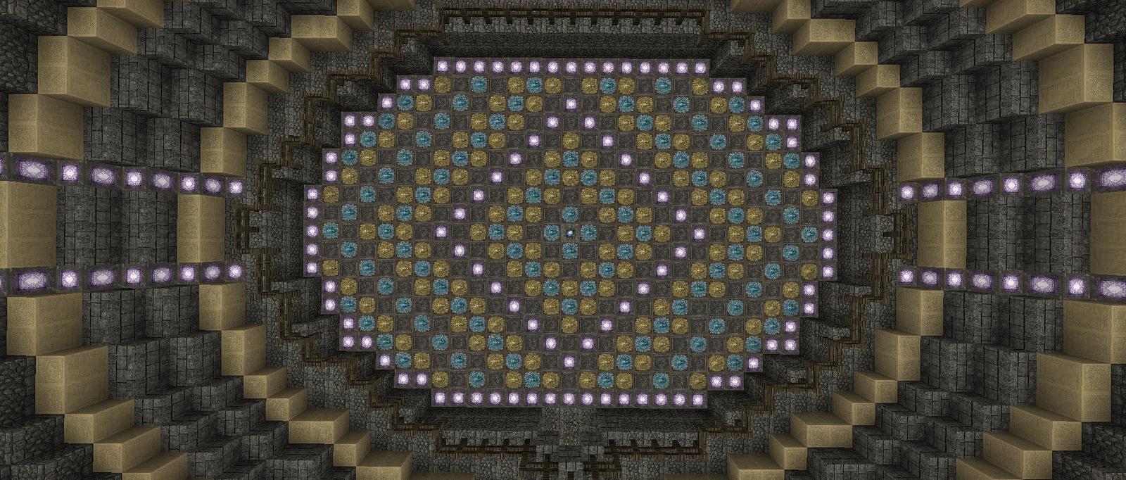 Floor Design Minecraft