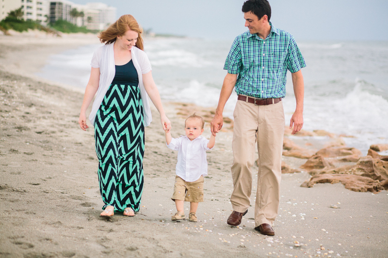 jupiter family photography beach
