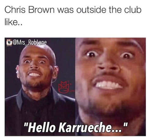 chris brown funny face - photo #38