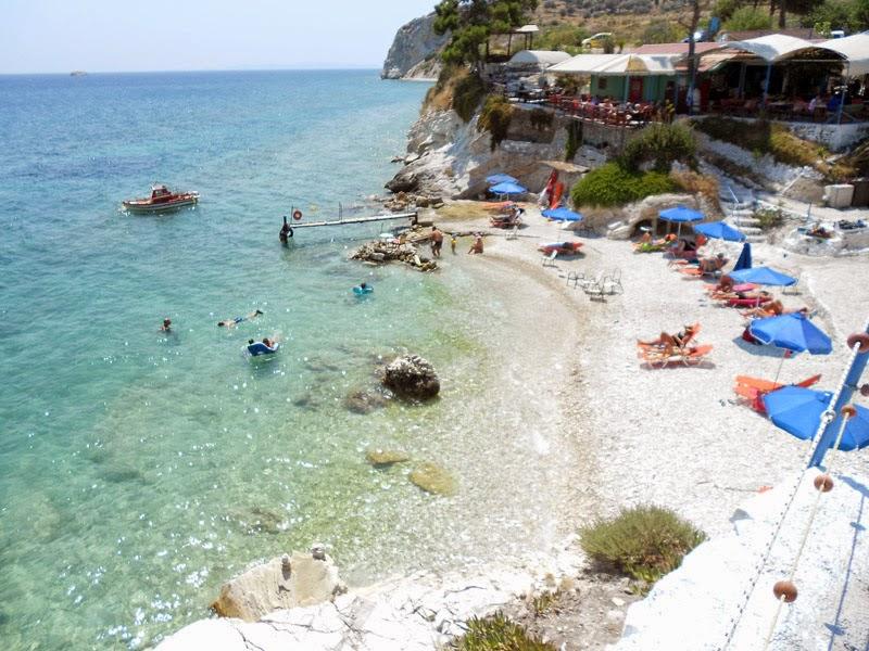 Spiagge Samos
