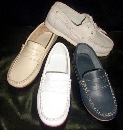 morgana: zapatos de boda para niños y niñas