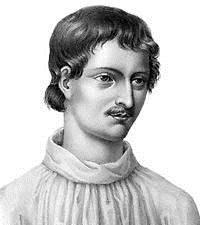 Frases do Filosofo Giordano Bruno