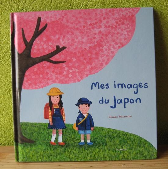 Un très joli album qui nous propose une belle ballade dans le japon d