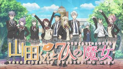 Phim Yamada-kun to 7-nin no Majo ss2