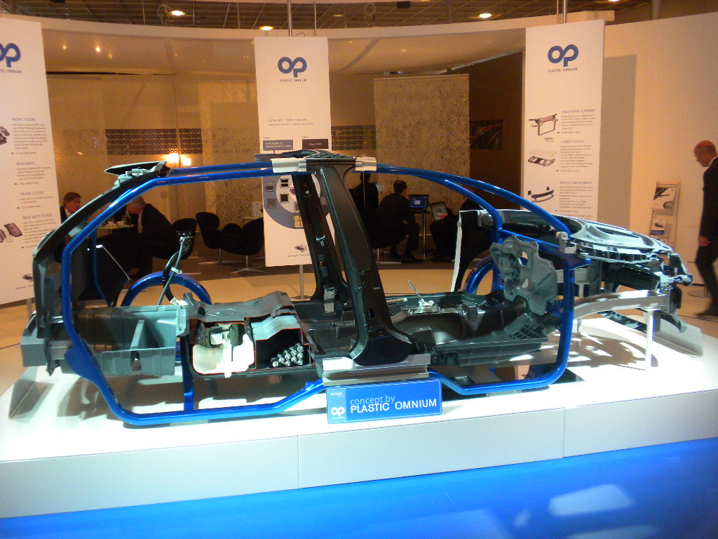 Plastic omnium voiture du futur for Plastic omnium auto exterieur ruitz