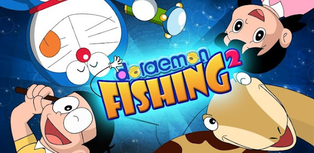 Doraemon Fishing 2, juego de pesca de Doraemon para Android e iPhone