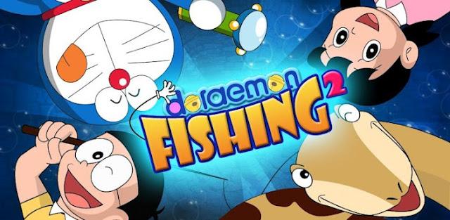 Doraemon Fishing 2, juego de pesca de Doraemon para Android e iPhone