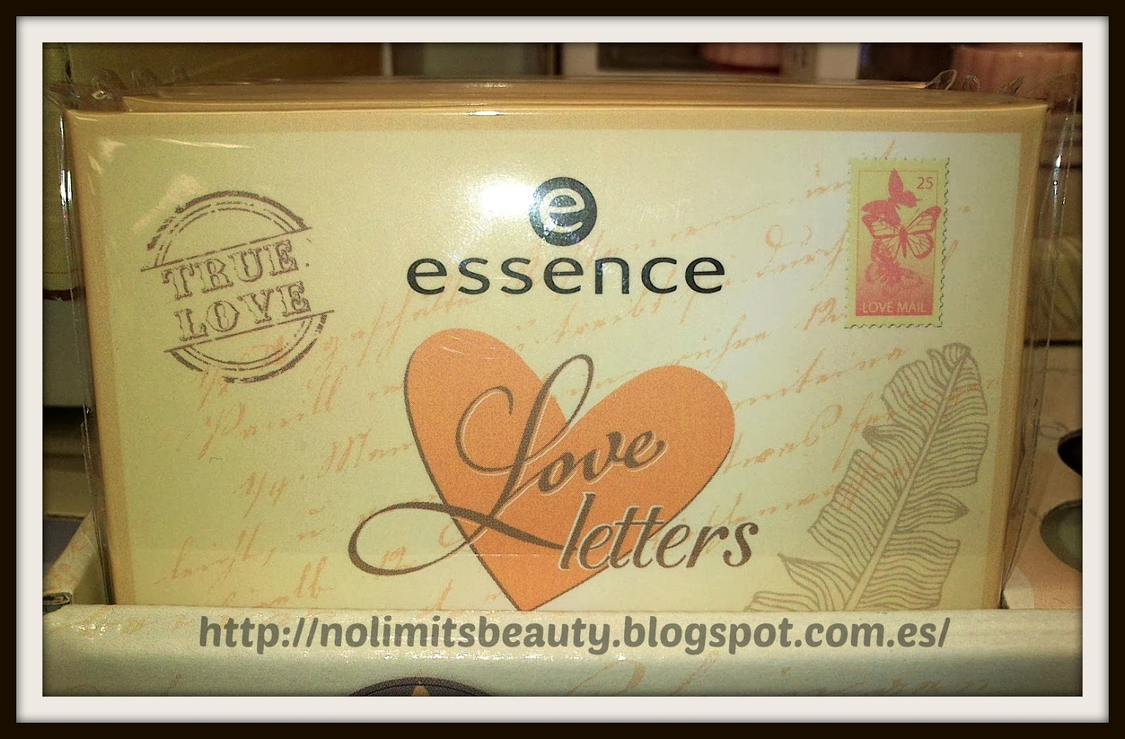 Essence Love Letters: Powder Papers