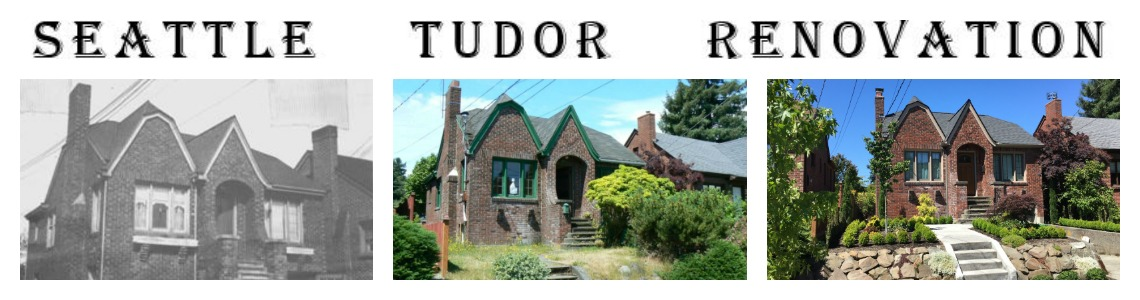 Seattle Tudor Renovation