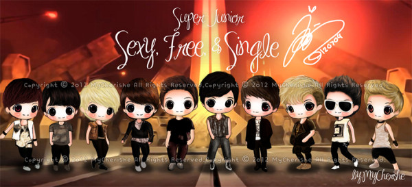 Super Junior 6th Album