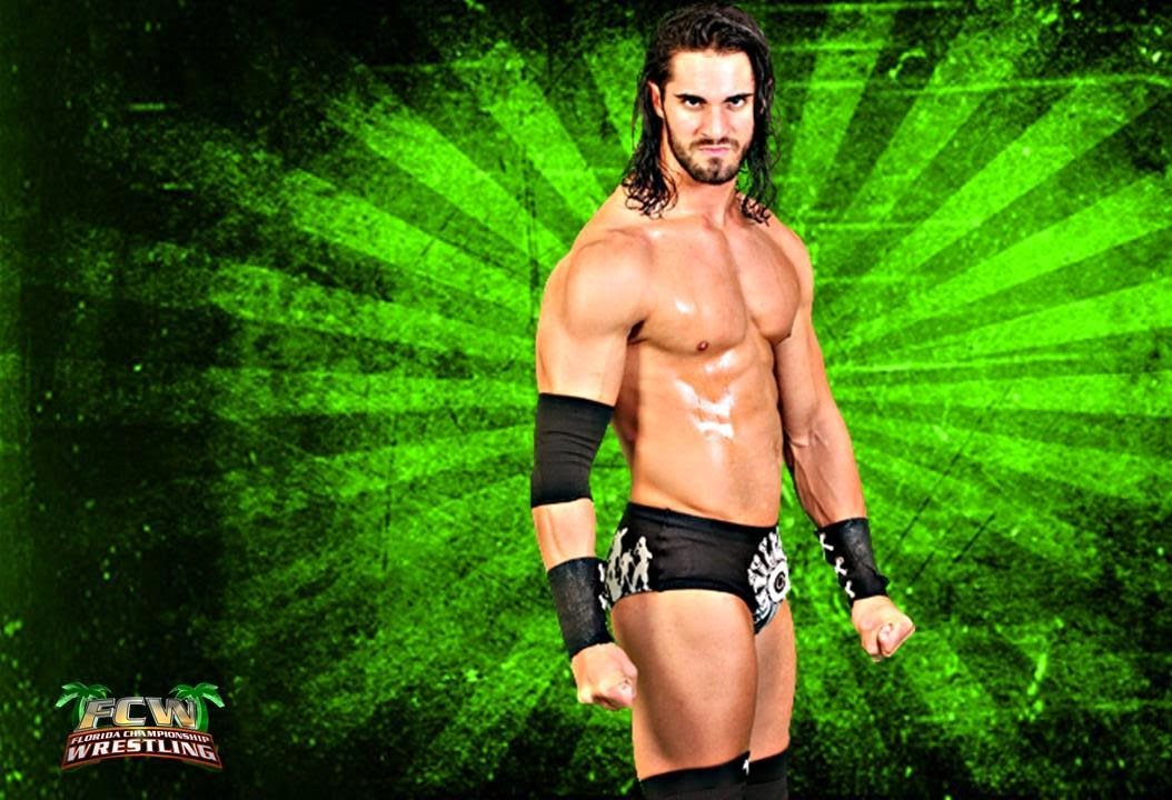 Seth Rollins Hd Wallpapers Free Download
